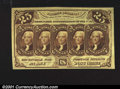 Fractional Currency:First Issue, Fr. 1282 25c First Issue Very Choice New. This is the scarc...
