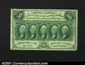 Fractional Currency:First Issue, Fr. 1310 50c First Issue Superb Gem New. One of the most ou...