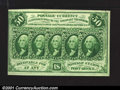 Fractional Currency:First Issue, Fr. 1313 50c First Issue Very Choice New. If the left face ...