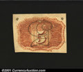 Fractional Currency:Second Issue, Fr. 1233 5c Second Issue Inverted Back Surcharge Choice New....