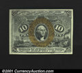 Fractional Currency:Second Issue, Fr. 1244 10c Second Issue Very Choice New. Quite nearly Gem...