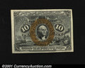Fractional Currency:Second Issue, Fr. 1244 10c Second Issue Very Choice New. A Gem in every r...