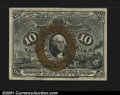 Fractional Currency:Second Issue, Fr. 1246 10¢ Second Issue Very Choice New. Broad even margi...