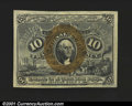 Fractional Currency:Second Issue, Fr. 1246 10c Second Issue Very Choice New. An absolute Gem ...