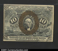 Fractional Currency:Second Issue, Fr. 1247 10¢ Second Issue Choice About New. A very nice exa...