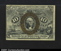 Fractional Currency:Second Issue, Fr. 1248 10¢ Second Issue Choice Extra Fine. Only about two...