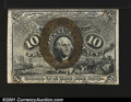 Fractional Currency:Second Issue, Fr. 1249 10c Second Issue New. Unfortunately, this very nic...