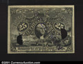 Fractional Currency:Second Issue, 25c Second Issue Experimental Gem New. A nice example of th...