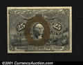 Fractional Currency:Second Issue, Fr. 1283 25c Second Issue Gem New. The back is centered sli...