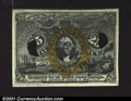 Fractional Currency:Second Issue, 25c Second Issue Experimental Very Choice New. Miton 2E25F....