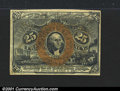 Fractional Currency:Second Issue, Fr. 1286a 25c Second Issue Slate Back Extremely Fine. Slate...