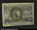 Fractional Currency:Second Issue, Fr. 1316 50c Second Issue Very Choice New. A near-Gem examp...