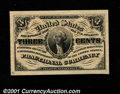 Fractional Currency:Third Issue, Fr. 1226 3c Third Issue Superb Gem New. This beautiful piec...