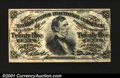 Fractional Currency:Third Issue, Fr. 1298 25¢ Third Issue Very Choice New. The fiber paper F...