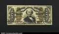 Fractional Currency:Third Issue, Fr. 1328 50c Third Issue Spinner Superb Gem New. A gorgeous...