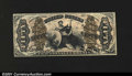 Fractional Currency:Third Issue, Fr. 1349 50c Third Issue Justice Choice New. Good original ...