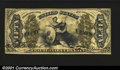Fractional Currency:Third Issue, Fr. 1357 50c Third Issue Justice Inverted Back Engraving. A...