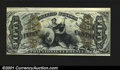 Fractional Currency:Third Issue, Fr. 1367 50c Third Issue Justice Choice About New. This not...