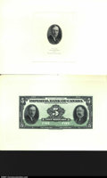 Canadian Currency: , Toronto- Imperial Bank of Canada $5 Jan. 3, 1939 Ch. 375-24...
