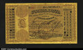 Miscellaneous:Postal Currency, Postal Note Type I New York, NY. Issued at Station L, with ...