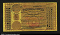 Miscellaneous:Postal Currency, Postal Note Type I Lykens, PA. Serial number 25, issued for...