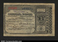 Miscellaneous:Postal Currency, Postal Note Type V New York, NY. Issued from Station D for ...