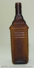 "Miscellaneous:Other, Original ""Drake's Plantation Bitters"" Bottle c. 1862, ""Drake'..."