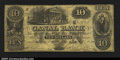 Obsoletes By State:Louisiana, New Orleans, LA- New Orleans Canal & Banking Co. $10 Jan. 2...
