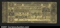 Obsoletes By State:Massachusetts, Lynn, MA- Nahant Bank $5 May 18, 1833 G16A very rare deno...