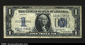 Error Notes:Inverted Reverses, Fr. 1606 $1 1934 Silver Certificate. Fine. Evenly circulate...