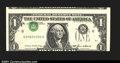 Error Notes:Inverted Third Printings, Fr. 1913-H $1 1985 Federal Reserve Note. Choice Crisp Uncircu...