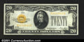Small Size:Gold Certificates, Fr. 2402 $20 1928 Gold Certificate. Extremely Fine. Choic...