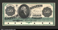 Large Size:Demand Notes, 1862 $50 Legal Tender Face Proof Gem New. A flawless newly ...