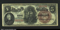 Large Size:Legal Tender Notes, Fr. 70 $5 1880 Legal Tender Note Choice New. Fr. 70 is one ...
