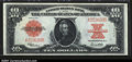 Large Size:Legal Tender Notes, Fr. 123 $10 1923 Legal Tender Note CGA Gem Uncirculated 65....