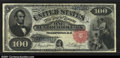 Large Size:Legal Tender Notes, Fr. 179 $100 1880 Legal Tender Note CGA Very Fine 20. This ...