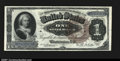 Large Size:Silver Certificates, Fr. 220 $1 1886 Silver Certificate Gem New. Exceptional mar...