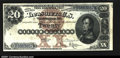 Large Size:Silver Certificates, Fr. 310 $20 1880 Silver Certificate About New. About 40 exa...