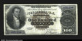 Large Size:Silver Certificates, Fr. 341 $100 1880 Silver Certificate Extremely Fine This no...