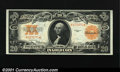 Large Size:Gold Certificates, Fr. 1187 $20 1922 Gold Certificate Gem New. This $20 Gold h...