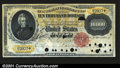 Large Size:Gold Certificates, Fr. 1225 $10,000 1900 Gold Certificate Extremely Fine. Ther...