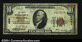 Nogales, AZ- $10 1929 Ty. 1 The First NB Ch. # 6591 A much scarcer Arizona location, with examples from here few and fa...