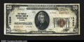 National Bank Notes:Kansas, Liberal, KS - $20 1929 Ty. 2 The Peoples NB Ch. # 13406...