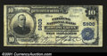 National Bank Notes:Kentucky, Bowling Green, KY- $10 1902 Plain Back Fr. 633 The Citize...
