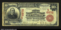 National Bank Notes:Kentucky, Glasgow, KY- $10 1902 Red Seal Fr. 6134The Third NB Ch....
