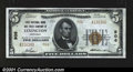 National Bank Notes:Kentucky, Lexington, KY- $5 1929 Ty. 2 First NB & TC Ch. # 906N...