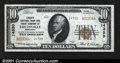 National Bank Notes:Kentucky, Louisville, KY- $10 1929 Ty. 2 Liberty NB & TC Ch. # 14...