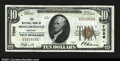 National Bank Notes:Kentucky, Middlesborough, KY - $10 1929 Ty. 1 NB of Middlesborough...