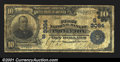 National Bank Notes:Kentucky, Princeton, KY - $10 1902 Plain Back Fr. 624 The First NB...