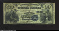 National Bank Notes:Kentucky, Stanford, KY - $20 Date Back Fr. 555 The Lincoln County N...